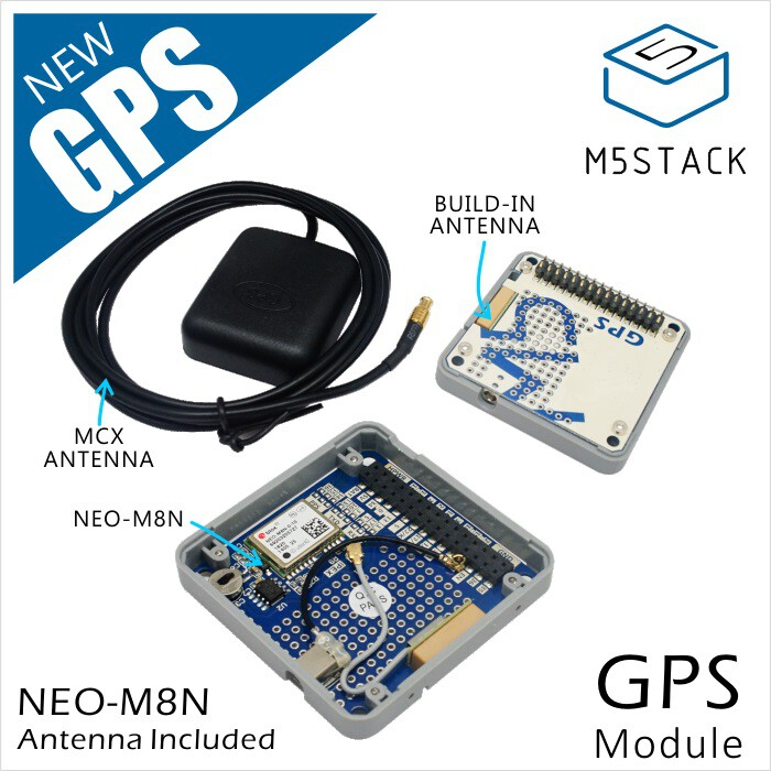 GPS - Makerfactory Documentation